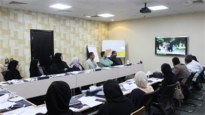 Estemarat group- Tasheel Injazat & Wathaa'eq services held a  training program for its employees titled
